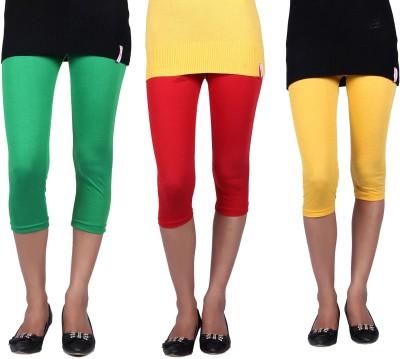 Madona M_ProCap Women's Multicolor Capri