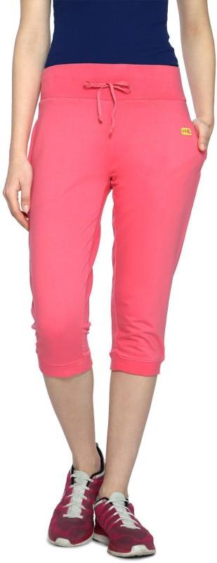 Ajile by Pantaloons Women's Pink Capri