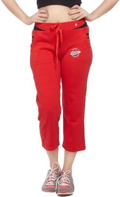 Comix Women's Red Capri