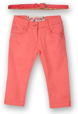 Lilliput Girl's Red Capri
