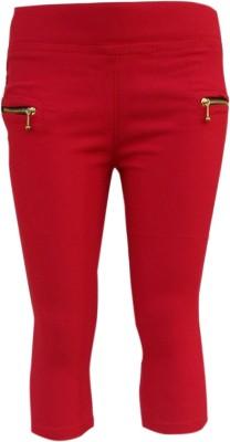 Garlynn Girl's Red Capri