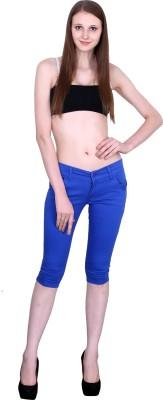 Legmark Women's Blue Capri