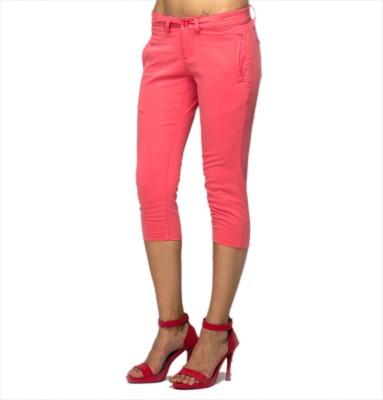 American Swan Women's Pink Capri