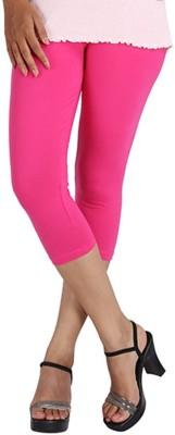 LGRL Women's Pink Capri