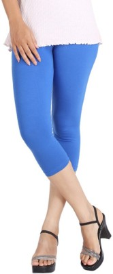 LGRL Women's Blue Capri