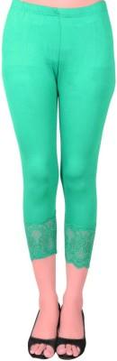 You Forever Women's Green Capri