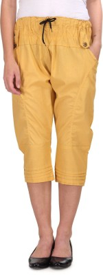 Vestire Women's Yellow Capri