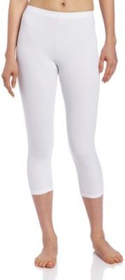 Smart Look 7 Women's White Capri
