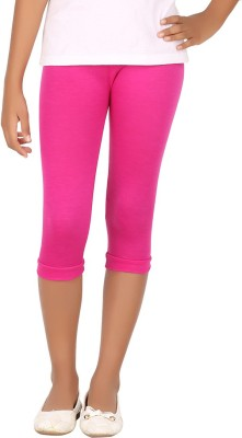 BELONAS Girl's Pink Capri