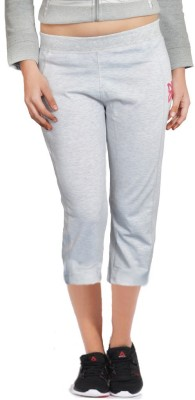 London Eye Women's Grey Capri