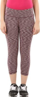 Lavos Women's Brown, Grey Capri
