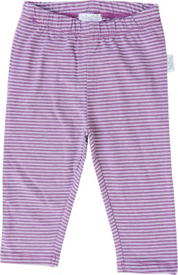 Milou Girl's Purple Capri