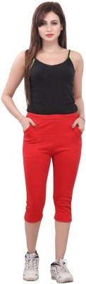 Bfly Women's Red Capri
