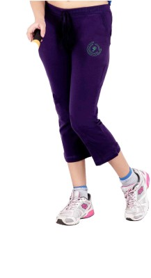 Prova Women's Purple Capri