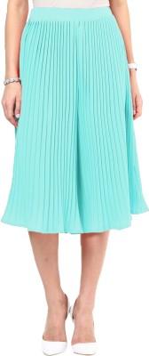 Uptownie Lite Pleat Me Right Culottes Women's Light Green Capri