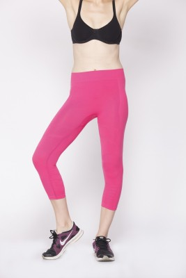 C9 Fashion Women's Pink Capri