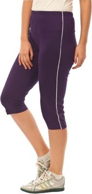 Hardys Women's Purple Capri