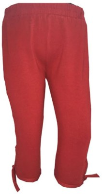 Ever Wear Girl's Red Capri