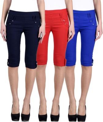 Hardys Women's Multicolor Capri
