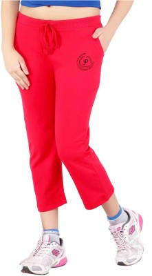 Prova Women's Red Capri