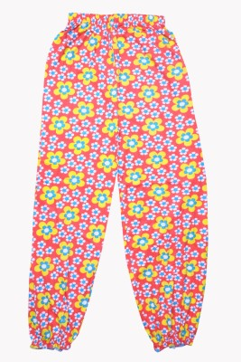 Bodymate Girl's Multicolor Capri