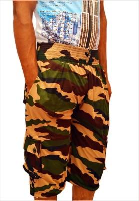 NWK Men,s Multicolor Capri