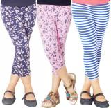 Naughty Ninos Capri For Girls Printed Co...