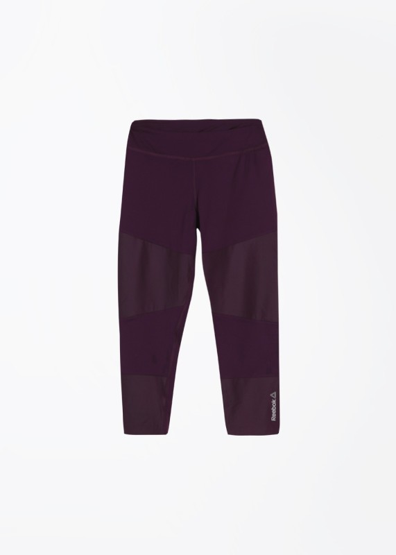 Reebok Women's Purple Capri