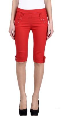Hardys Women's Red Capri