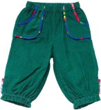 Young Birds Capri For Girls Solid Cotton...