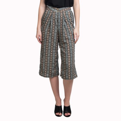 Uptownie Lite A Much-Needed Breather Culottes Women's Multicolor Capri