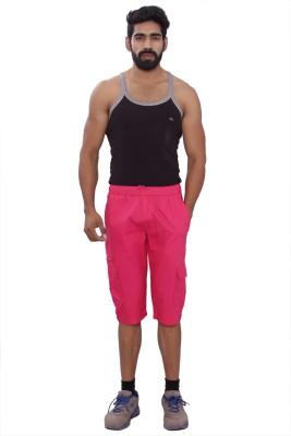 MountainColours Men's Pink Capri