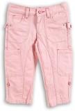 Lilliput Capri For Girls Solid Cotton (P...