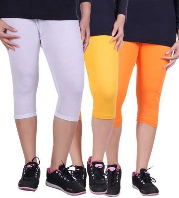 Madona Women's Multicolor Capri