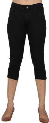 Sequeira Women's Black Capri