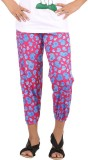 Meril Capri For Girls Printed Cotton (Pu...