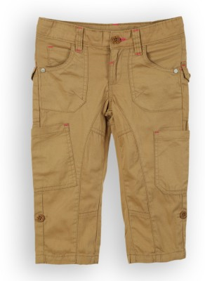 Lilliput Girl's Beige Capri