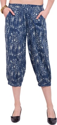 Tuntuk Serena Pants, Blue Women's Blue Capri