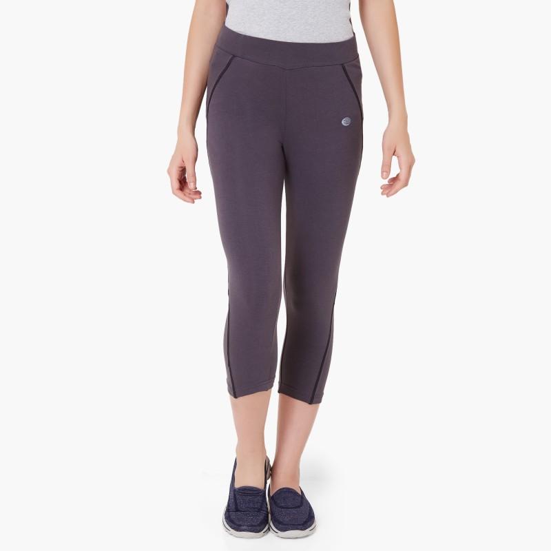 Athlete Women's Grey Capri