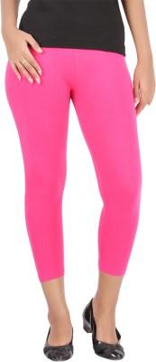 Rham 1600-1PC Women's Pink Capri at flipkart