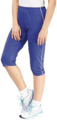 Hardys Women's Blue Capri