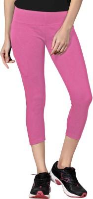 Towngirl Women's Pink Capri