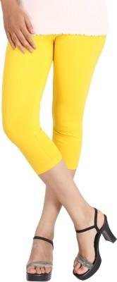 Robinhood Women's Yellow Capri