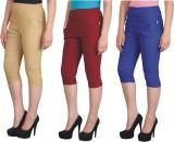 Vestire Women's Multicolor Capri