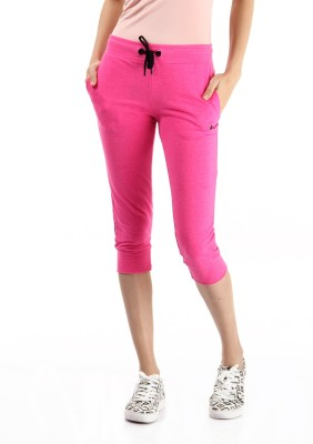 Only Women's Pink Capri at flipkart