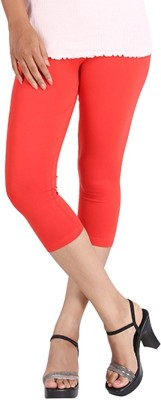 LGRL Women's Red Capri