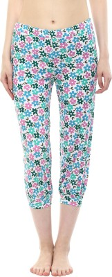 Rose Vanessa Women's Multicolor Capri