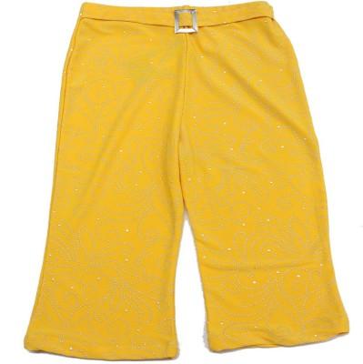 Romano Girl's Yellow Capri