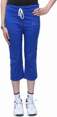 Bfly Women's Blue Capri
