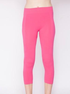 Channel Nine Fashion Women's Pink Capri